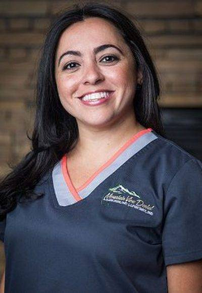 Headshot of Monica, one of our dental assistants