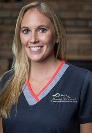 Headshot of Kristan, one of our dental hygienists