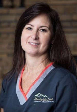 Headshot of Mimi, one of our dental hygienists