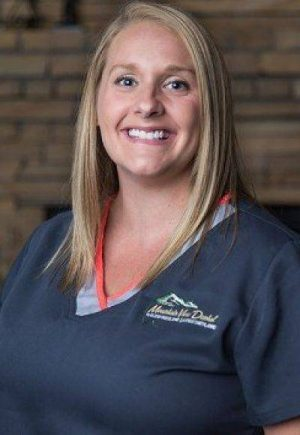 Headshot of Tara, one of our dental assistants
